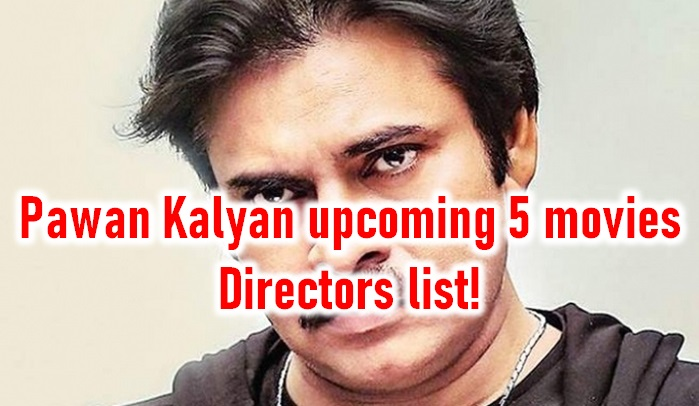 Pawan Kalyan 5 Movies List Finalized! Directors Finalized! - Telugu Lawyer Saab Movie, Pawan Kalyan Harish Shankar New Movie, Pawan Kalyan Puri Jagannadh New Movie, Pspk26, Pspk27, Pspk28, Pspk29, Pspk30-Latest News English-Telugu Tollywood Photo Image
