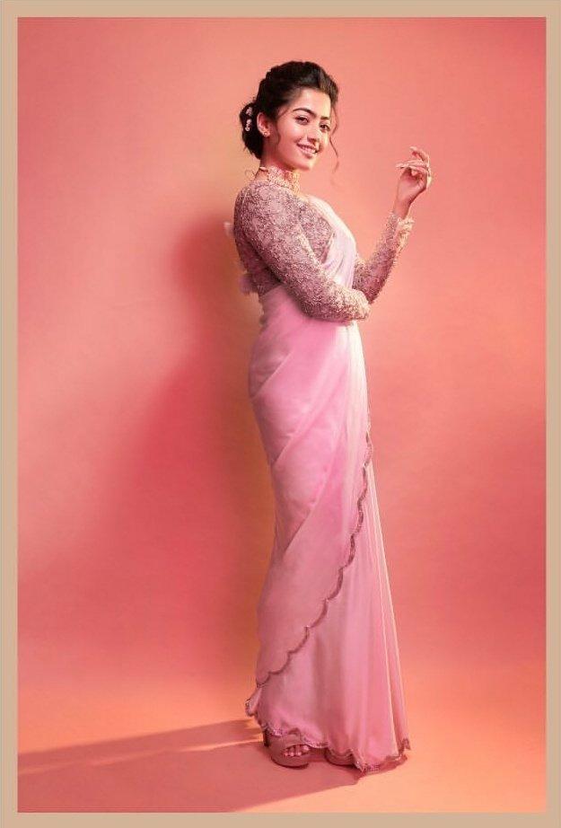Telugu Chalo Movie Fame Rashmikha Mandhana, Rashmikha In Bishma Movie, Rashmikha In Tollywood, Rashmikha Latest News, Rashmikha Mandhana-Movie