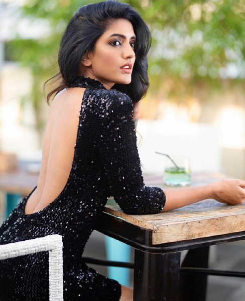 Telugu Backless, Beautiful, Eesha Rebba, Heroine, Photoshoot, Telugu Girl, Tollywood-Latest News English