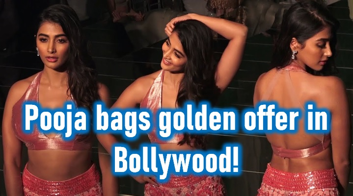Pooja Hegde Back To Bollywood With A Bang!