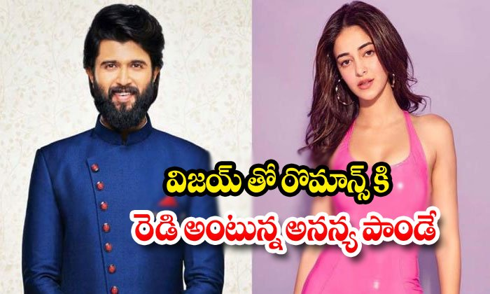 Puri Finalized Heroine For Vijay Devarakonda