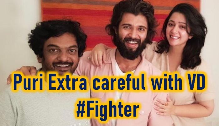 Puri Jagannadh Extra Careful With Vijay Devarakonda Movie!