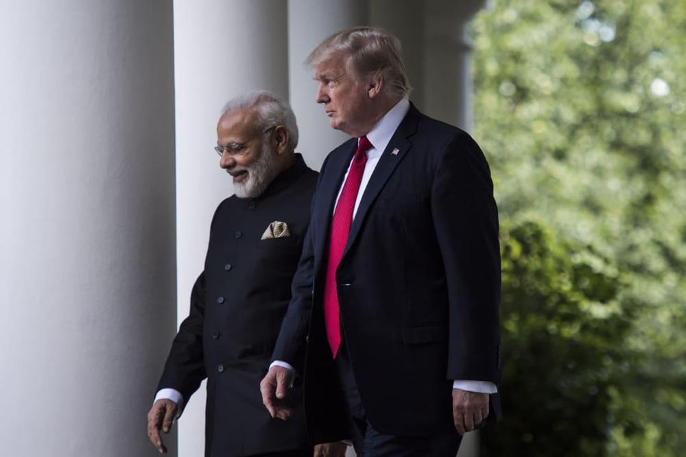 Telugu Room Tariffs In Ahmedabad, Us President Trump, Us President Trump India Visit, అహ్మదాబాద్లో హోటల్-Telugu NRI-Telugu Tollywood News Photos Pics