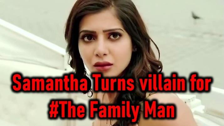 Samantha Plays Villain For The Family Man!