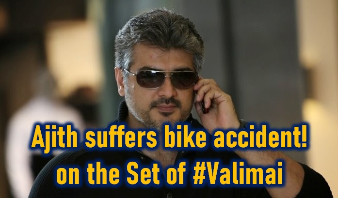 Star Hero Injured On Sets! Shooting Halted