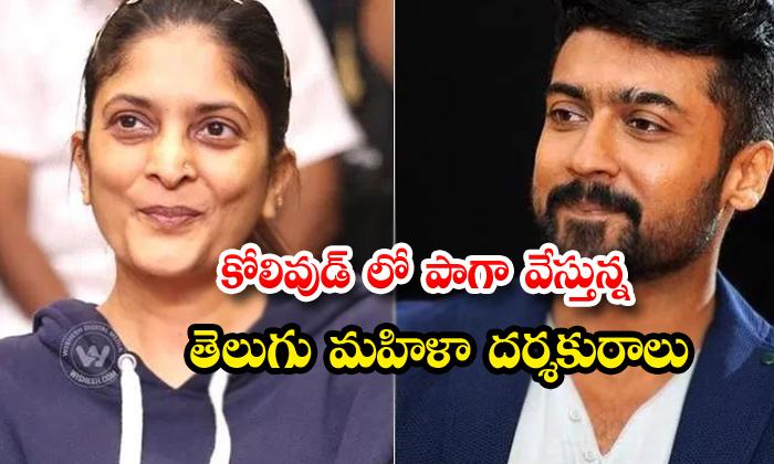 Sudha Kongara Next Movie With Hero Vijay