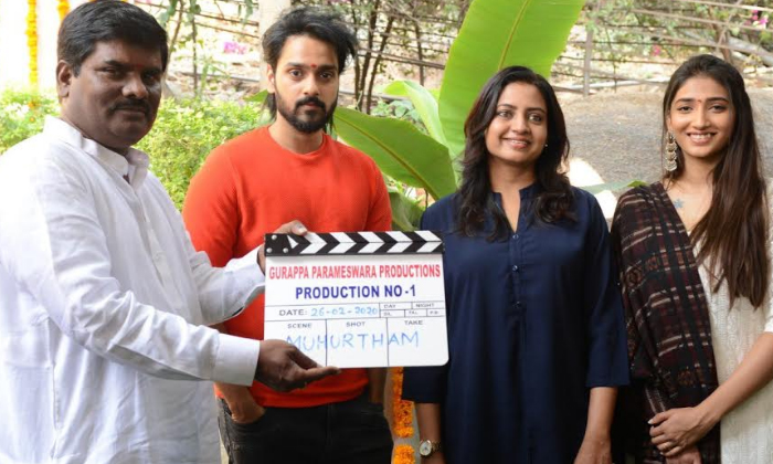 Telugu \\'prema Katha Chitram 2\\', Niharika Konidela, Priya Vadlamani, Ramanaidu Studio, Sumanth Ashwin, Sumanth Ashwin Who Is The Son Of Popular Producer M.s.raju, Sumanth Ashwin\\'s New Film Launched-Movie-English