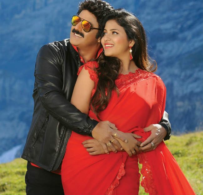 "Telugu Anjali, Balakrishna, Boyapati Srinu, Remix, Shriya Saran, Swathilo Mutyamantha, Thaman, Thaman To Remix \swathilo Mutyamantha"" Song, Tollywood-Movie-English"