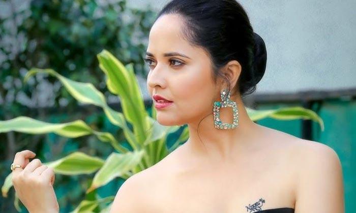 Telugu Allu Arjun Movie News, Anasuya Allu Arjun Movie News, Anasuya Latest Movie News, Anasuya Movie Update, Anasuya News, Tollywood Actress Anasuya