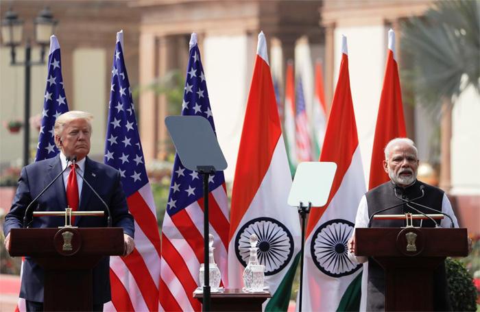 Telugu Donald Trump. Americans, India, Narendra Modia, , Tump India Visit-Latest News