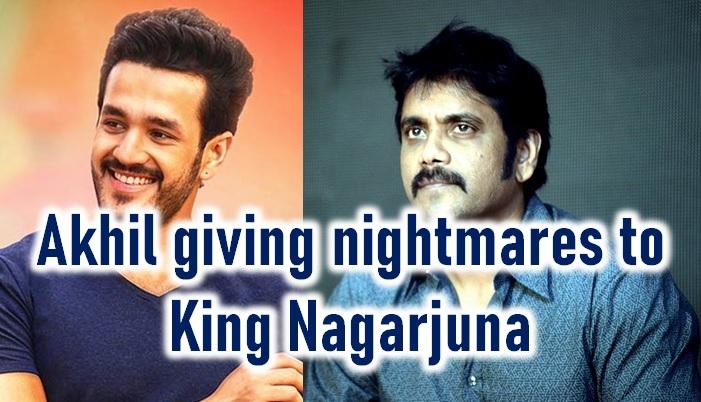 Young Hero Giving Nightmares To Akkineni Nagarjuna