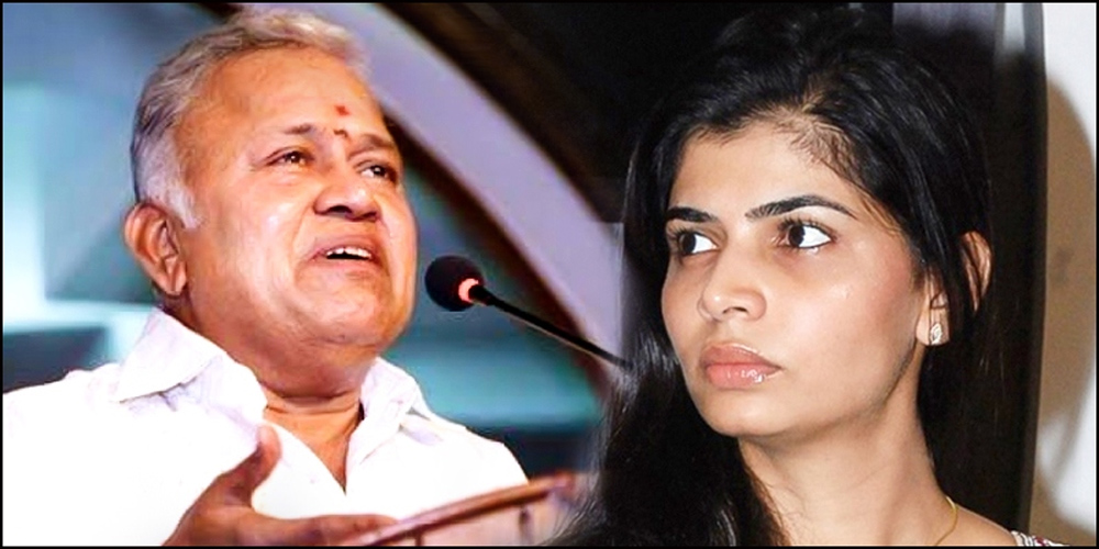 Telugu Chinmai, Radha Ravi, Tamil Heroine, Telugu Viral News Updates, Viral In Social Media, చిన్మయి-Movie-Telugu Tollywood News Photos Pics