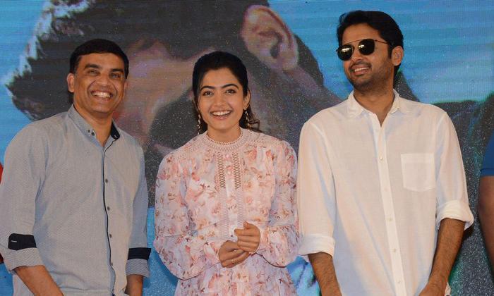 Telugu Bheeshma Movie, Bheeshma Movie News, Bheeshma Success Meet, Nithin, Nithin Latest Movie Bheeshma, Producer Dil Raju, Telugu Latest Movie Bheeshma