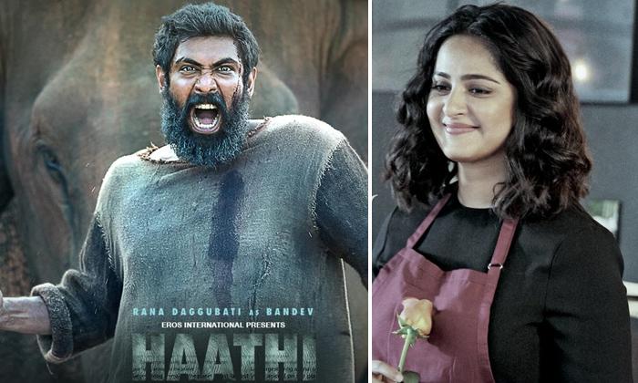 Uppena Gets Shock From Rana Daggubati And Anushka-Rana Telugu Movie News Uppena Vaishnav Tej