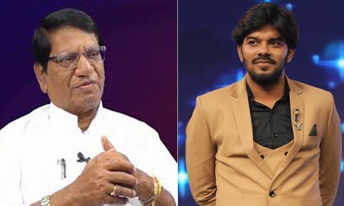 Telugu Imandi Rama Rao Serious On Sudheer, Imandi Ramarao News, Sudheer Latest News, Sudheer Movie News, Sudheer Movie Update, Sudheer News-Latest News-Telugu Tollywood News Photos Pics
