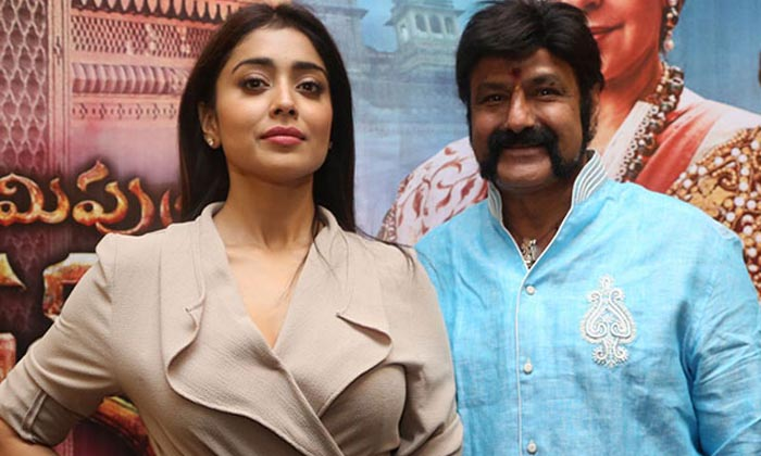 Telugu Balakrishna Latest Movie, Balakrishna New Movie, Shriya And Balakrishna Movie, Shriya Latest News, Shriya Movie, Shriya Movie News, Shriya New Movie Update-Movie