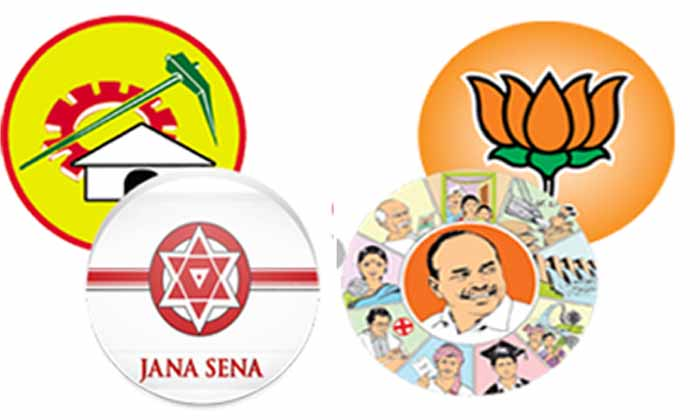 Ap All Political Parties Are Focusing On Elections Only - Telugu Cm Jagan Latest Update Election Comission Corona Virus In Indian President Narendra Modi Janasena And Tdp Janatha Curfew Ycp