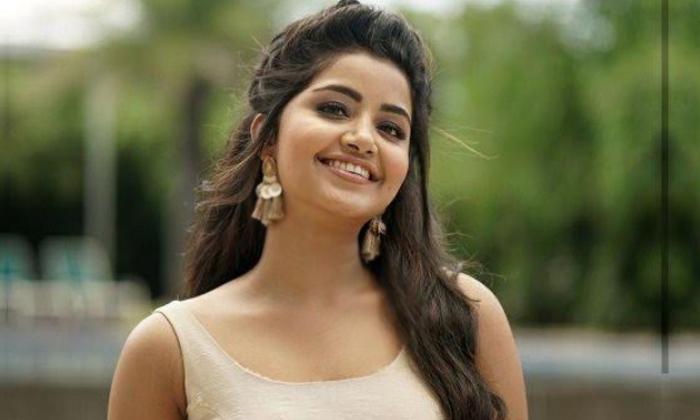 Anupama For Dil Raju's Nephew Film-Movie-English-Telugu Tollywood Photo Image