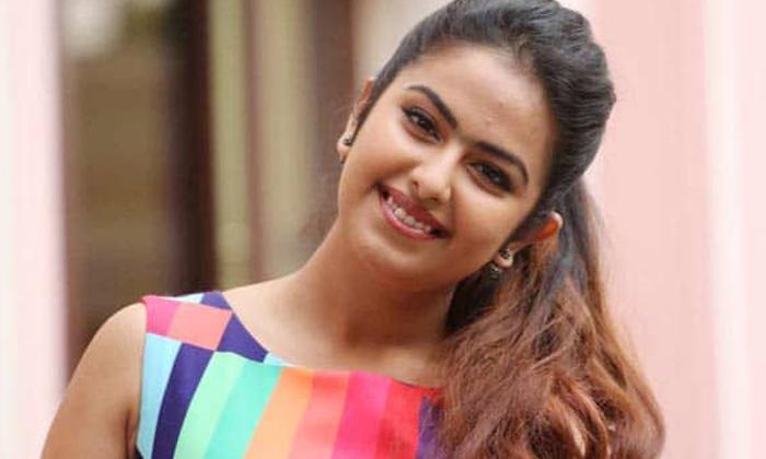 Avika Gor To Romance Young Mega Hero-Latest News English-Telugu Tollywood Photo Image