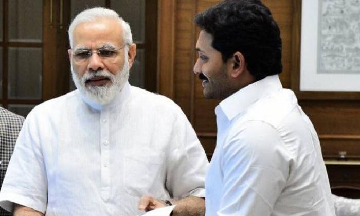 TeluguStop.com - జగన్ కు కేంద్రం అలా చెప్పిందా వీరి పదవులు పోవడంలేదా -Political-Telugu Tollywood Photo Image