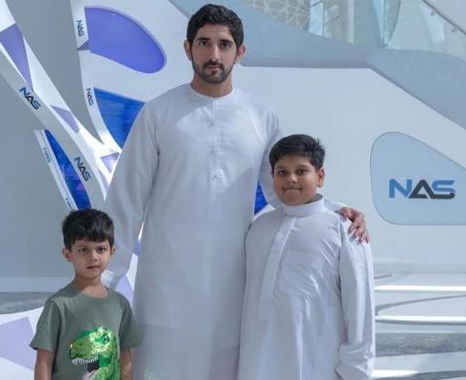 Telugu Boy Suffering From Cancer, Dubai Crown Prince, Sheikh Hamdan Bin Mohammed Bin Rashid Al Maktoum-