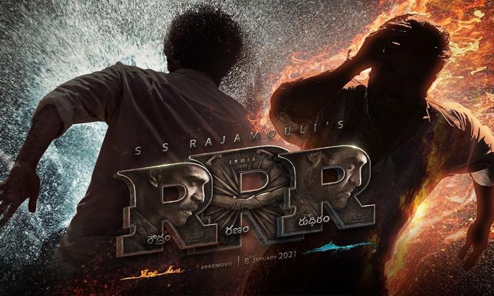 గూస్బంప్స్ వచ్చాయంటున్న చిరు - Chiranjeevi Gets Goosebumps With Rrr Motion Poster - Telugu Charan, Chiranjeevi, Motion Poster, Ntr, Rajamouli, Roudram Ranam Rudhiram, Rrr-Breaking/Featured News Slide-Telugu Tollywood Photo Image