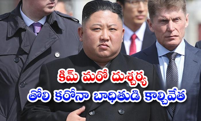 TeluguStop.com - First Coronavirus Patient In North Korea