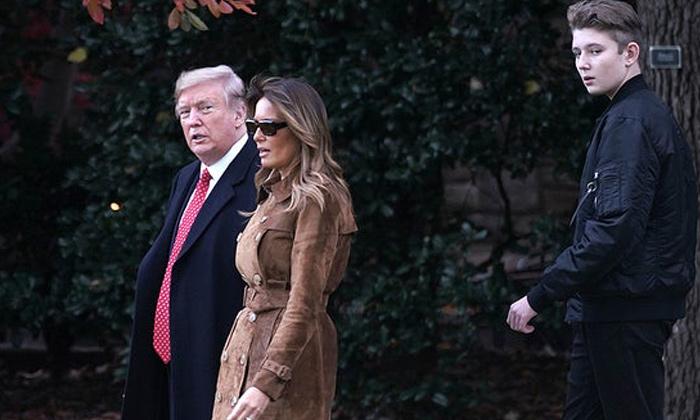 Telugu America, Coronavirus, First Lady, Melania Trump, Negative-