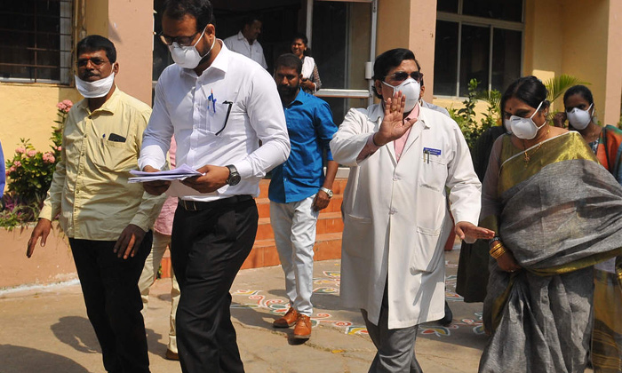 Telugu Coronavirus, Foreigners, Foreigners List India Coronavirus Quarantine, India, Nri News-