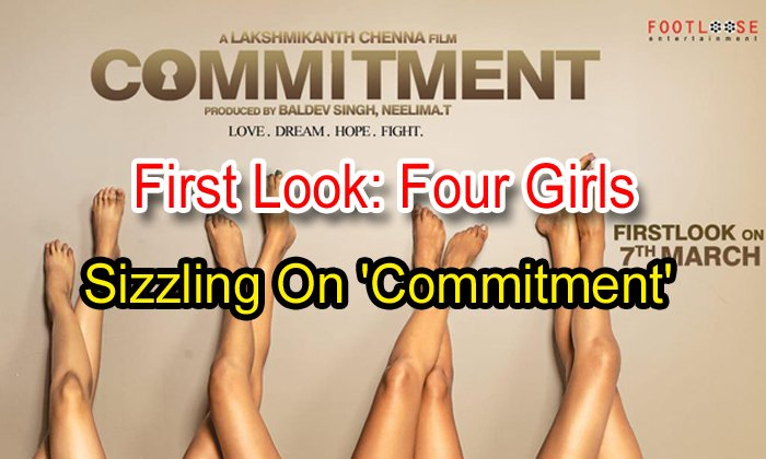 First Look: Four Girls Sizzling On 'commitment'