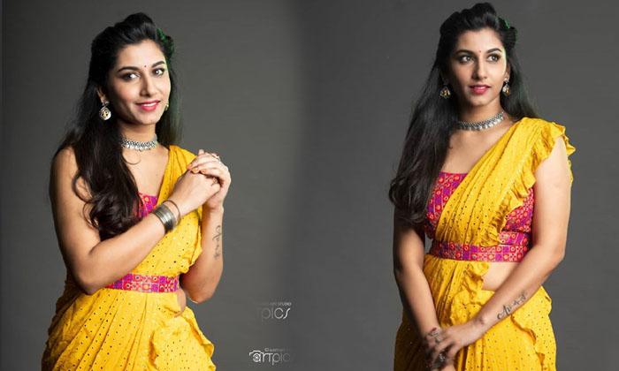 Glamorous Pichers Of Vishnu Priya - Telugu Actress Vishnu Priya, , Tollywood Actress Vishnu Priya, Vishnu Priya, Vishnu High Resolution Photo