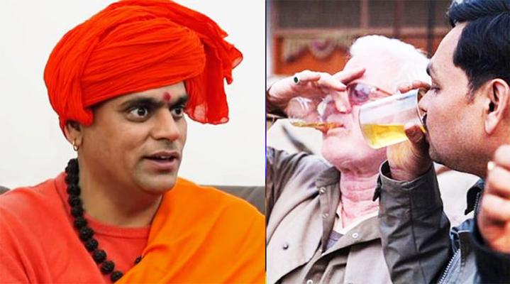 Telugu Delhi, Gaumutra Party, Hindu Maha Sabha To Hold Gaumutra Party At Delhi For Public Health, Public Health-Latest News