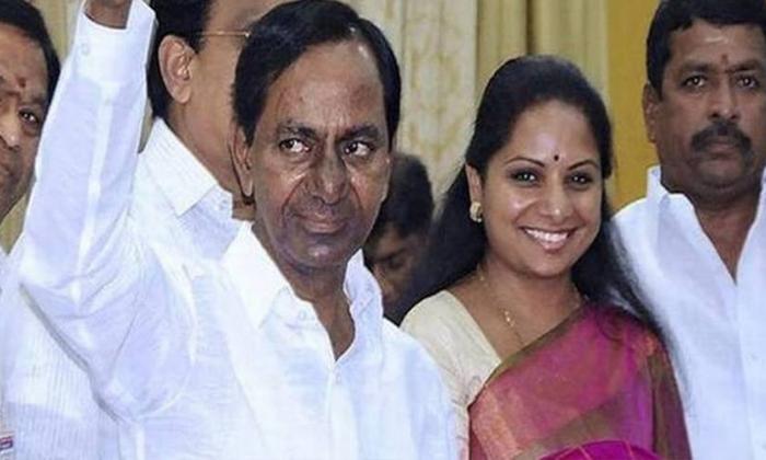 Telugu Kavitha Loose In Nizamabadh Mp, Kcr, Kcr And Kavitha, Kcr Foucus On Nizamabadh Distict, Telangana Cm Kcr, Trs Leaders-Breaking/Featured News Slide-Telugu Tollywood News Photos Pics