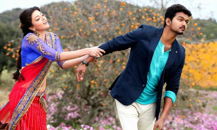 Telugu Chiranjeevi, Kajal Agarwal, Kajal And Vijay, Kollywood, Muragadas, Tollywood, Tupaki, Tupaki Sequel-Movie