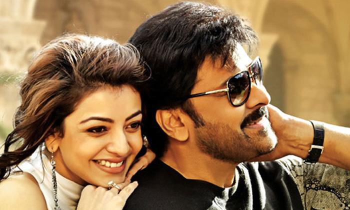 Kajal Confirms Signing Chiru's 'acharya' - Telugu Acharya Chiru Chiru\\'s \\'acharya\\'