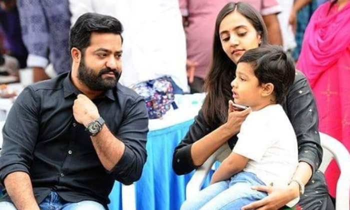 Telugu Bhargavu Ram Fourth Genaration Hero, Cinima Family, Ntr Famil Holi Celabrations, Ntr Family, Ntr Family Selfie, Ntr Younger Son Bhargav Ram-Movie