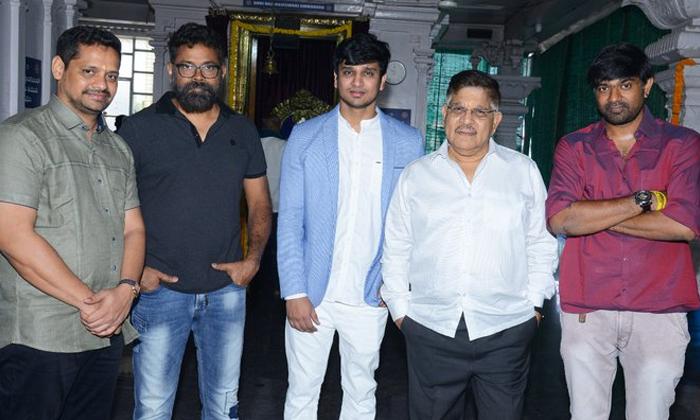 గజినీ కాన్సెప్ట్తో రాబోతున్న యంగ్ హీరో-Breaking/Featured News Slide-Telugu Tollywood Photo Image