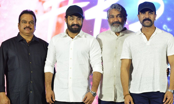 టెన్షన్లో ఆర్ఆర్ఆర్ నిర్మాత.. దేనికో తెలుసా - Rrr Producer In Tension With Corona Virus - Telugu Dvv Danayya, Ntr, Rajamouli, Ram Charan, Rrr, Telugu Movie News-Breaking/Featured News Slide-Telugu Tollywood Photo Image