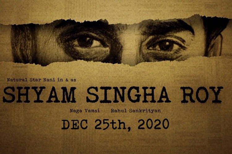 Telugu Nani, Rahul Sankrityan, Reincarnation, Reincarnation Theme For Nani\\'s Next, Shyam Singha Roy, Sithara Entertainment, Tollywood-Movie-English