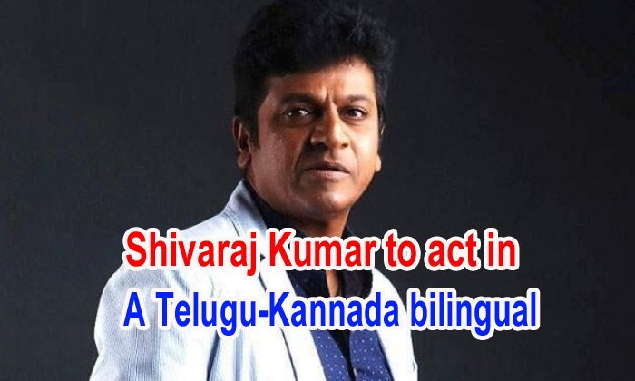 Shivaraj Kumar To Act In A Telugu-kannada Bilingual - Telugu Kannada Superstar Nandamuri Balakrishna's \\'gautamiputra Satakarni\\' Punith Rajkumar Shiva Dhulipudi Shivanna Shivarajkumar Srinivas Reddy
