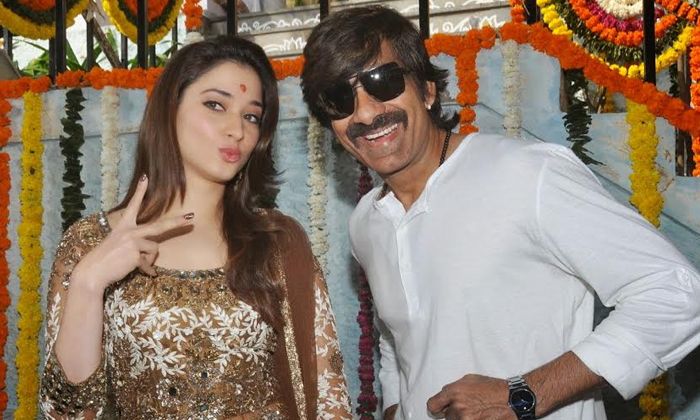 Star Heroine To Romance Ravi Teja Yet Again-Latest News English-Telugu Tollywood Photo Image