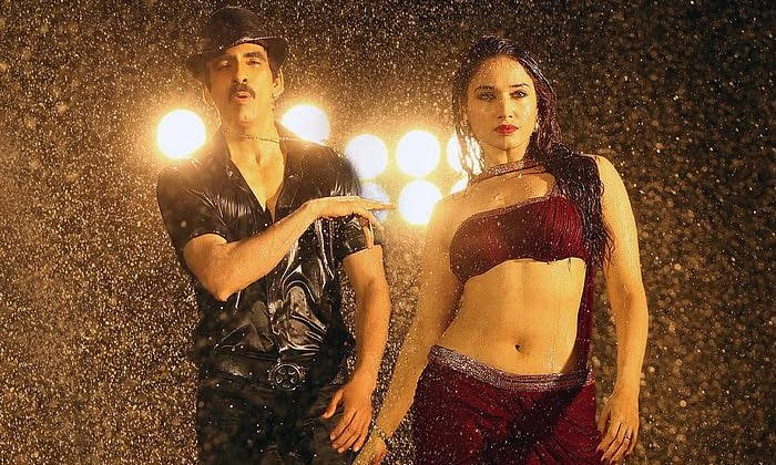 Telugu Bengal Tiger Combo, Krack Movie, Mass Maharaj, Ravi Teja, Tamannaah Bhatia, Trinadha Rao Nakkina-Movie-English