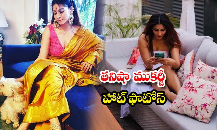 Tanishaa Mukerji hot images