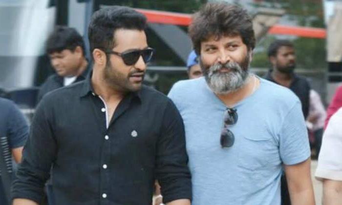 Telugu Aravinda Sametha, Ntr, Ntr In Rrr, Ntr Latest Update, Pan India Movie, Trivikram, Trivikram And Ntr, -Movie