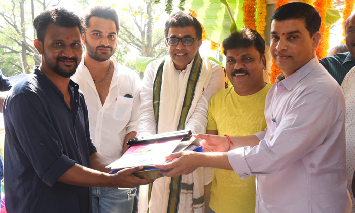 Vishwak Sen's Next Is Titled 'Paagal'-Latest News English-Telugu Tollywood Photo Image