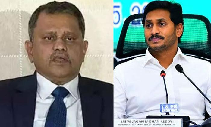 Telugu Ap Elections Post Pone, Ap Ycp, Chandrababu, Corona Virus Effect, Election Comission Officer Nimmagadda Ramesh Kumar, Tdp In Ap, Ycp And Tdp-Political