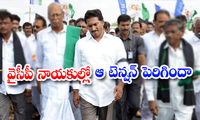 Ycp Leaders Getting Tension On Ap Elections Post Pone - Telugu Ap Bjp, Ap Local Elections, Ap Ycp Party, Punganoor, Srikalahsthi, Ycp And Bjp, Ycp And Tdp-Breaking/Featured News Slide-Telugu Tollywood Photo Image