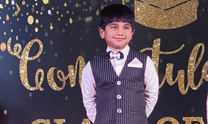 Telugu Actor Allu Arjun, Allu Arjun, Allu Arjun Latest News, Allu Arjun Movie Update, Allu Arjun Say Thanks To The Allu Ayaan School Teachers, Allu Ayaan, Allu Ayaan Latest News-Movie