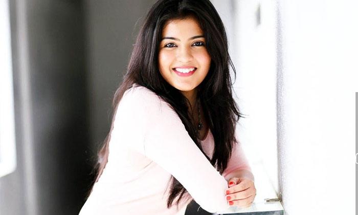 అతి చేస్తా కాని శృతి మించను అంటున్న ఫుట్ బాల్ ప్లేయర్ - Amritha Aiyer Open Up Glamour Roles Red Movie - Telugu Amritha Aiyer Open Up Glamour Roles, Kollywood, Red Movie, Telugu Cinema, Tollywood-Movie-Telugu Tollywood Photo Image