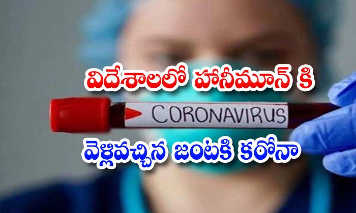 Bengaluru Techie Couple Has Coronavirus